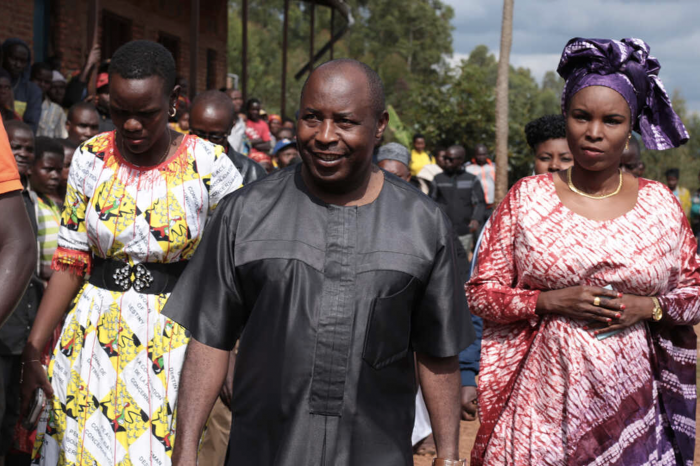 Burundi ruling party selects hardliner as secretary-general