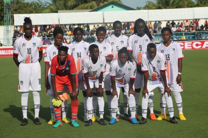 First South Sudan Women's Football league starts Feb. 20th