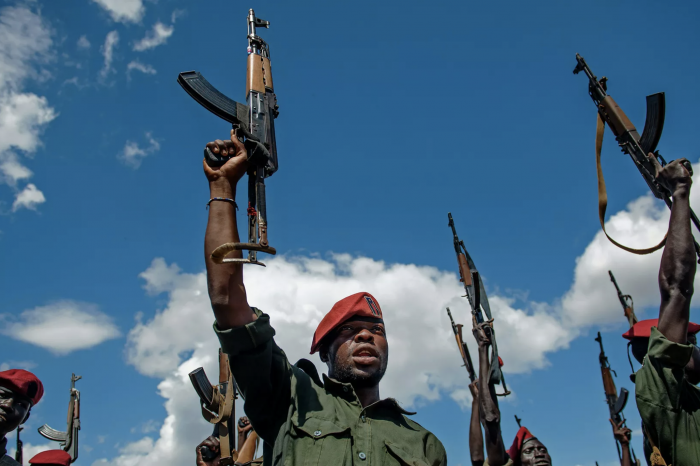 SOUTH SUDAN URGES UNITED STATES TO LIFT SANCTIONS