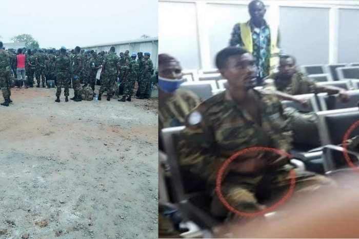 ETHIOPIA CRISIS: TIGRAY SOLDIERS SERVING AS UN PEACEKEEPERS CLASH AT JUBA INTERNATIONAL AIRPORT WITH THEIR ETHIOPIAN COUNTERPARTS
