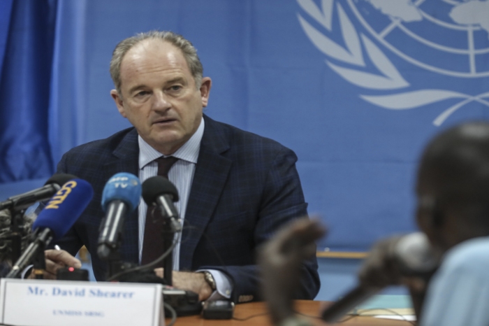 DAVID SHEARER: DELAY IN R-ARCIS IMPLEMENTATION COULD AFFECT ELECTIONS