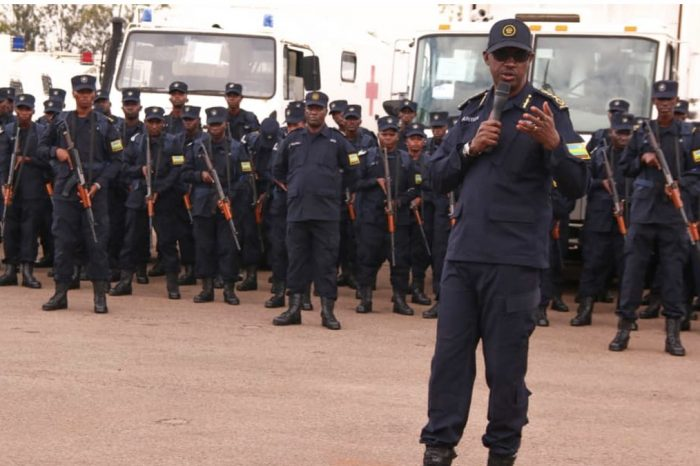 Rwanda kicks out 386 officers from police force