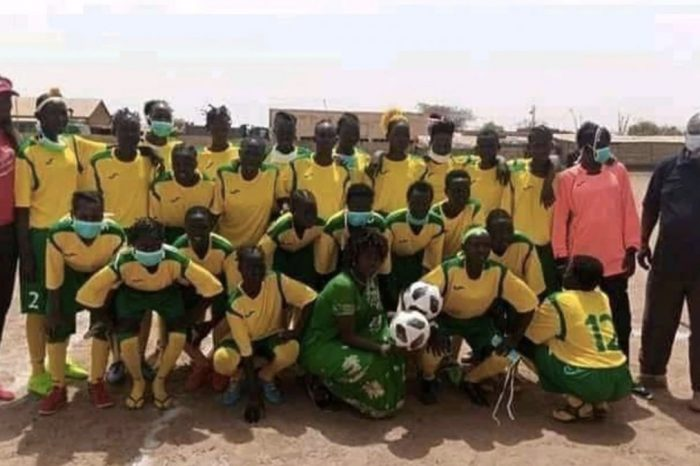 Hundreds Turn Out for South Sudan's First Women's Football League Matches