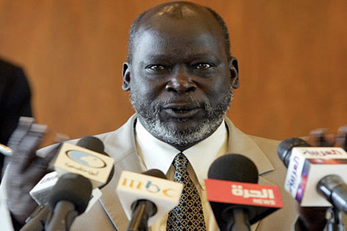 What Has Happened to Late John Garang's Bush House in a Ghost Town