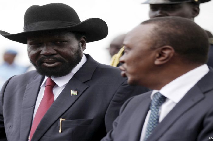 Kenyan Judge Freezes South Sudan's Ksh27B Bank Account