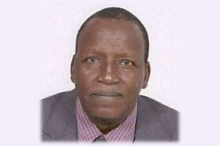 Dr. Edward Momo, Dean of School of Education at University of Juba has succumbed to COVID-19