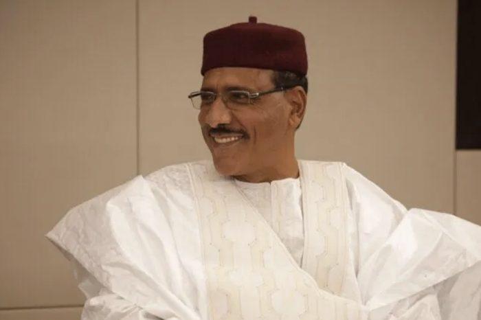 Mohamed Bazoum declared Niger's new president