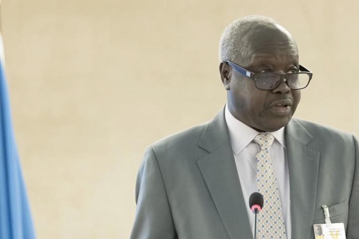 Presidency denied speculations that Kiir is COVID-19 positive as Nhial Deng Nhial tests positive