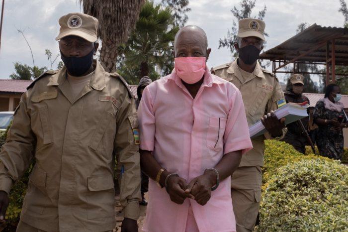 "Paul Rusesabagina, a Belgian citizen being held ""hostage"""