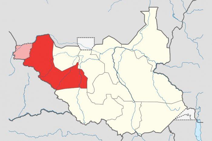 Kiir formed W. Bahr el Ghazal state govt., the fifth state Govt. reconstituted.