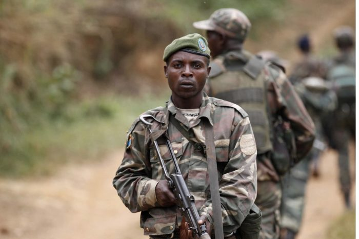 Ugandan rebels kill 16 civilians in DR Congo attack