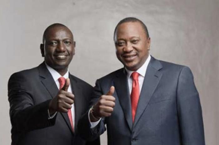 I'm your loyal friend, Ruto responds to Uhuru