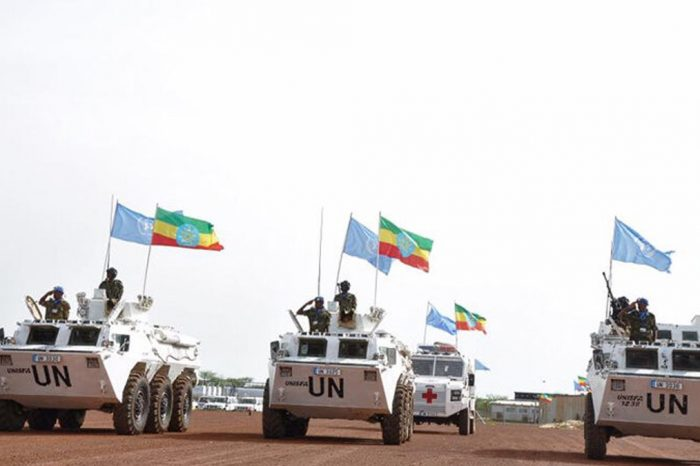 Sudan Says Can't Trust Ethiopian Peacekeepers in Abyei