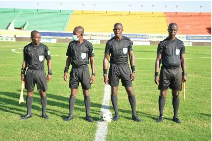AFCON Qualifiers: Four Liberian Referees to Officiate Burkina Faso vs. South Sudan