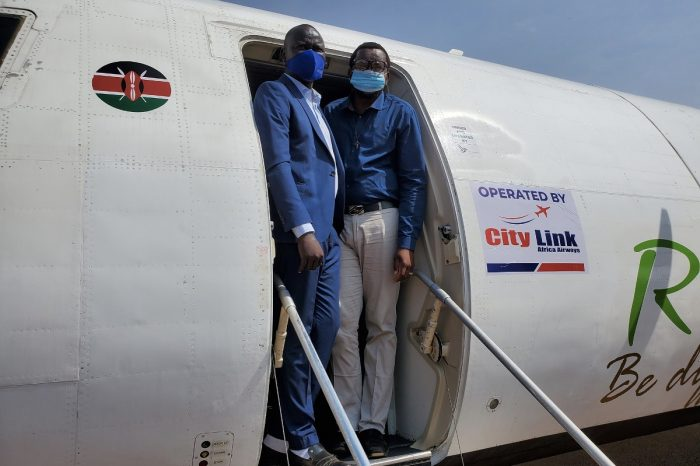 A week after a fatal crash, City Link Africa airline launches flights to Wau