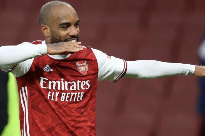 Arsenal 2-1 Tottenham: Gunners fightback to dent 10-man Spurs' top-four Premier League hopes