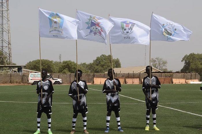 Bentiu women's football team arrives in Western Equatoria