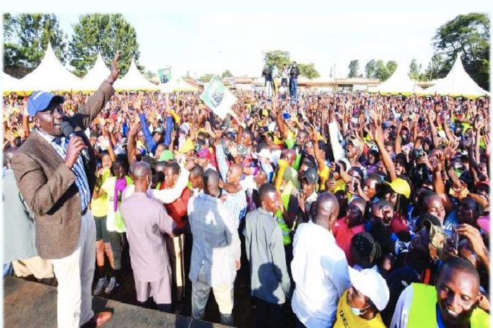 Nothing will stop my visits to Mt Kenya, DP declares