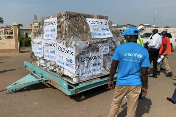 South Sudan receives first batch of COVID-19 vaccines through the COVAX Facility