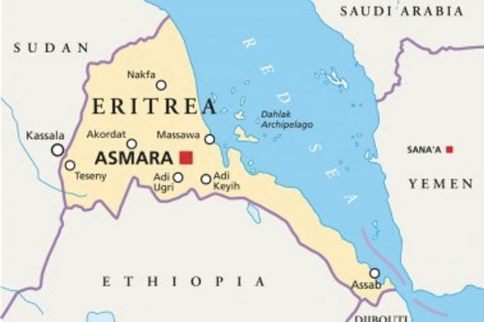 EU slaps sanctions on Eritrea over human rights abuses