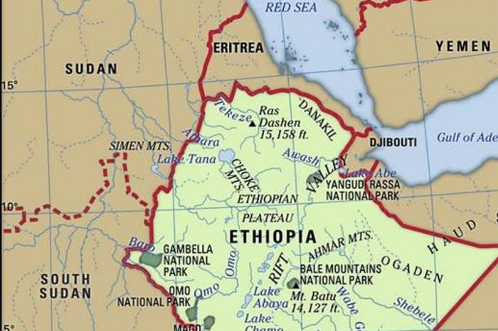 Ethiopia rejects U.S. allegations of ethnic cleansing in Tigray
