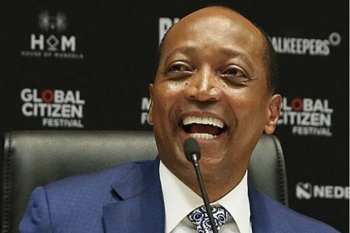 Caf's Patrice Motsepe - from billionaire tycoon to African football boss