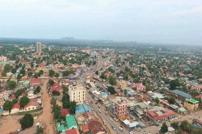 Juba new Mayor and deputies challenged to prioritize the city's cleanliness.