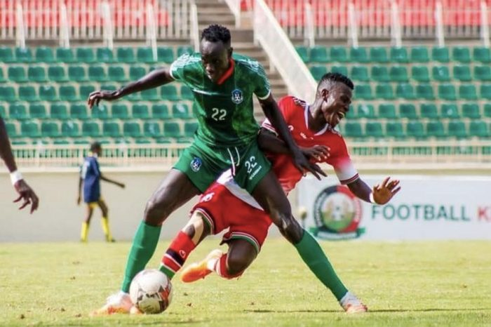 Friendly Match Full Time: South Sudan 🇸🇸 0-1 🇰🇪 Kenya