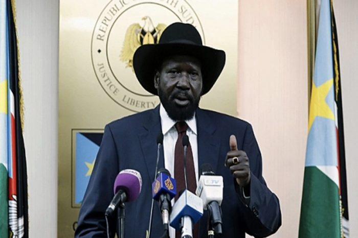 Kiir's address at the official start of the Certificate of Secondary Education Examinations