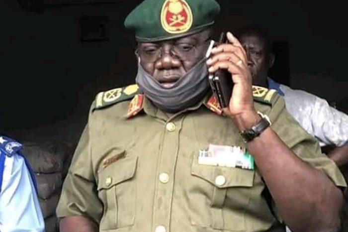 EU sanctions Gen. Gabriel Moses Lokujo for human rights violations