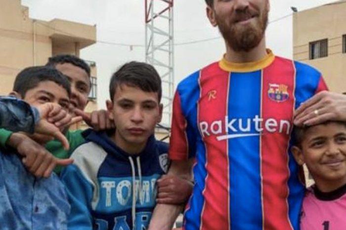 Egypt's Messi lookalike 'becomes celebrity'