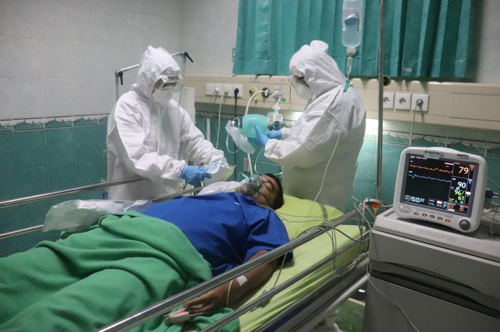 Kenya 'runs out of ICU beds' amid Covid surge