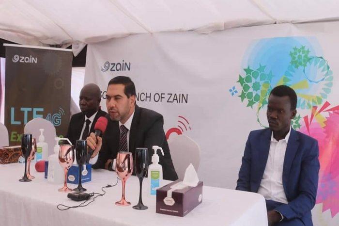Zain South Sudan announces 4G launch