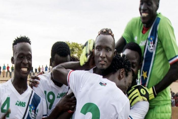 Group B: South Sudan still have hopes of first-ever qualification - Okello