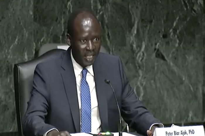 Full Text: South Sudan gov't response to Peter Biar Ajak's testimony before the US senate