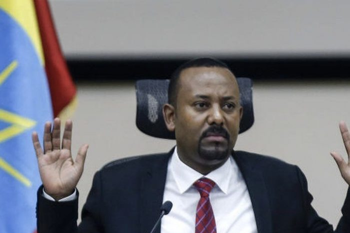 Ethiopia PM admits Eritrea forces in Tigray