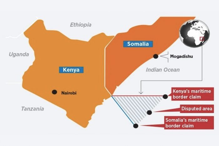 The Hague: Somali team poised for maritime dispute with Kenya