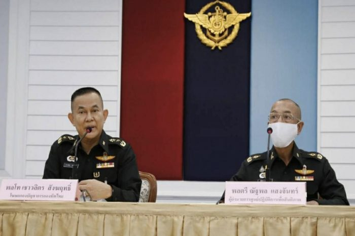 Thai Army confirms news about vaccine fraud involving its doctor in South Sudan