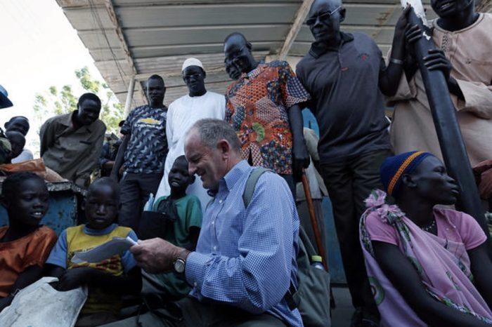 Calling Home: David Shearer in Juba, South Sudan