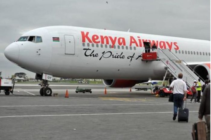 KQ suspends passenger flights between Kenya and UK effective April 9 until further notice as diplomatic row escalates