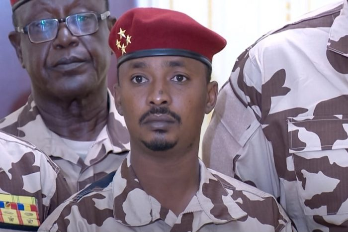 Slain Chad leader Deby's son named 'president of the republic'