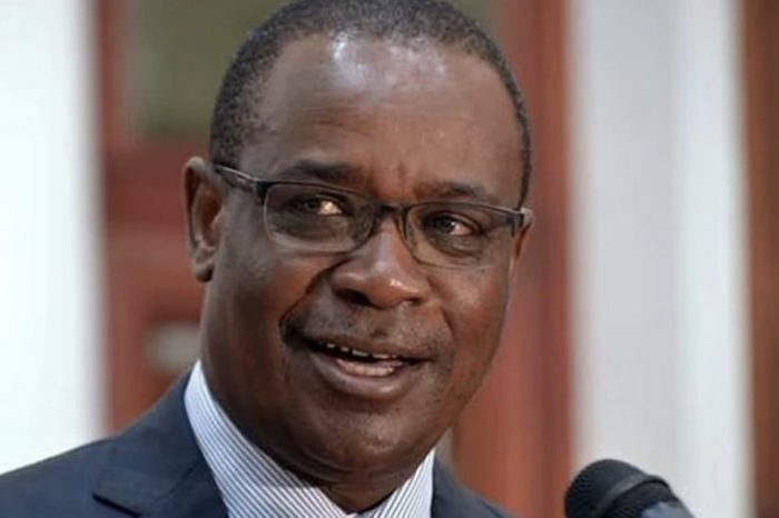 Ex-Nairobi Governor Evans Kidero tests positive for Covid-19