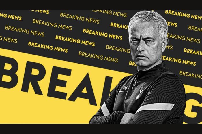 Jose Mourinho sacked by Tottenham Hotspur