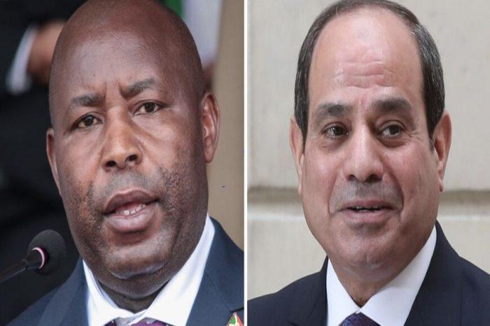 Egypt cultivates Burundi in shadow of Nile dam crisis