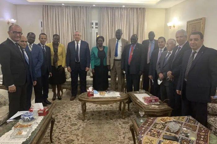 SOUTH SUDAN, EGYPT SIGN MOU TO ESTABLISH MODERN FARMING