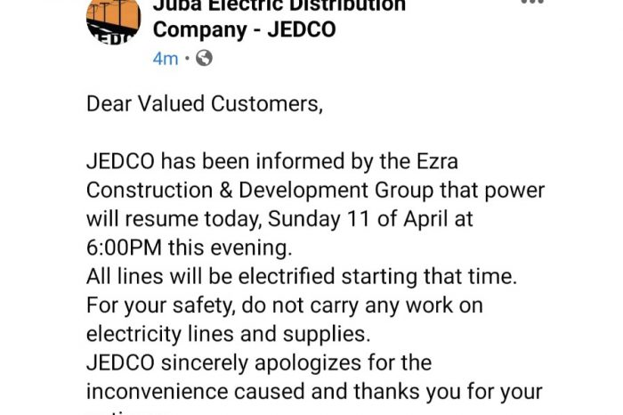 JEDCO/Ezra is trading unsafely