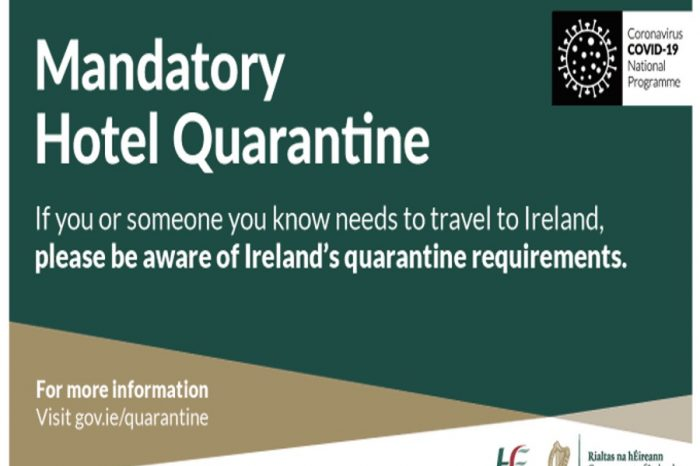 Kenya added to the list of designated states for mandatory hotel quarantine in Ireland