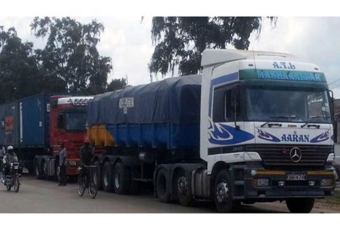 Illegal Roadblocks by thugs to be removed on S. Sudan's highways as truck drivers end strike.