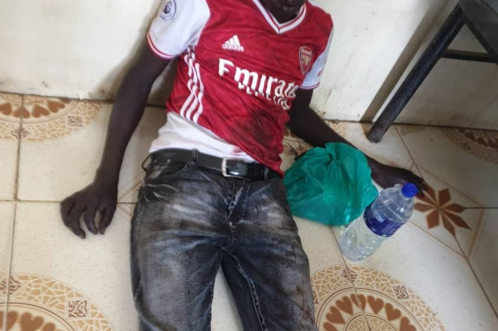 Wani Igga's office denied the allegation that his guard beat up a fellow South Sudanese.