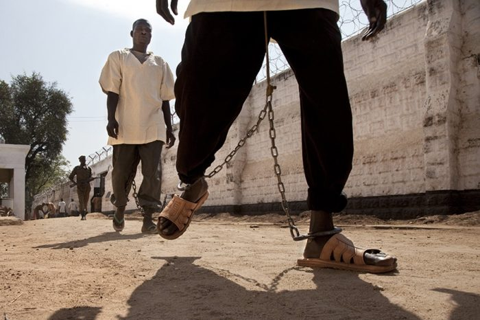 Juba Central Prison's condition deteriorates as inmates are without food for 4 days now